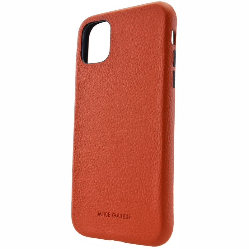 Galeli Backcover FINN Apple iPhone 12 mandarin