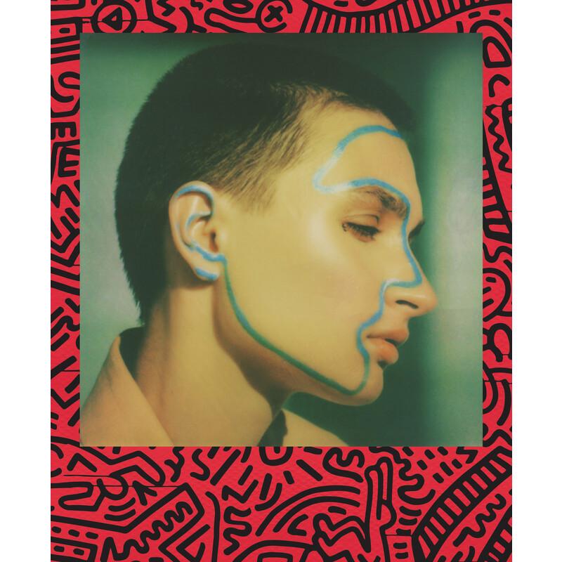 Polaroid Now Keith Haring Edition