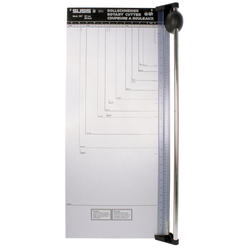 Dörr 102062 Profi-L Rollenschneider 77 5x34,5