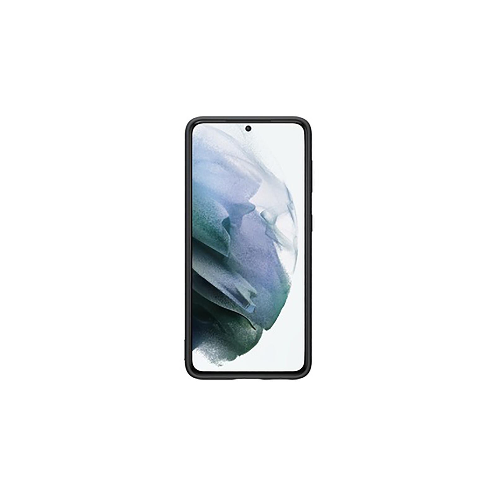 Samsung Back Cover Silicone Galaxy S21 black