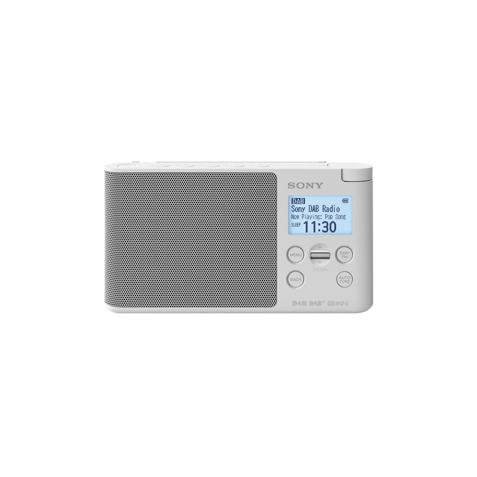Sony XDR-S41DW Uhrenradio