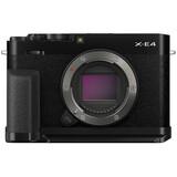 Fujifilm X-E4 black / MHG-XE4+TR-XE4 Kit