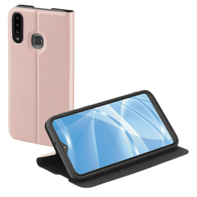 Hama Book Tasche Samsung Galaxy A20s rosa