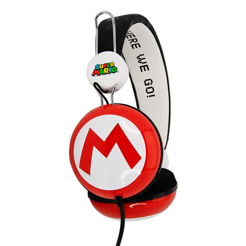 OTL Super Mario Nintendo Kopfhörer