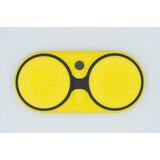 Zeppy MKII Bluetooth Lautsprecher gelb