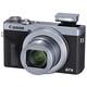 Canon PowerShot G7 X Mark III silber