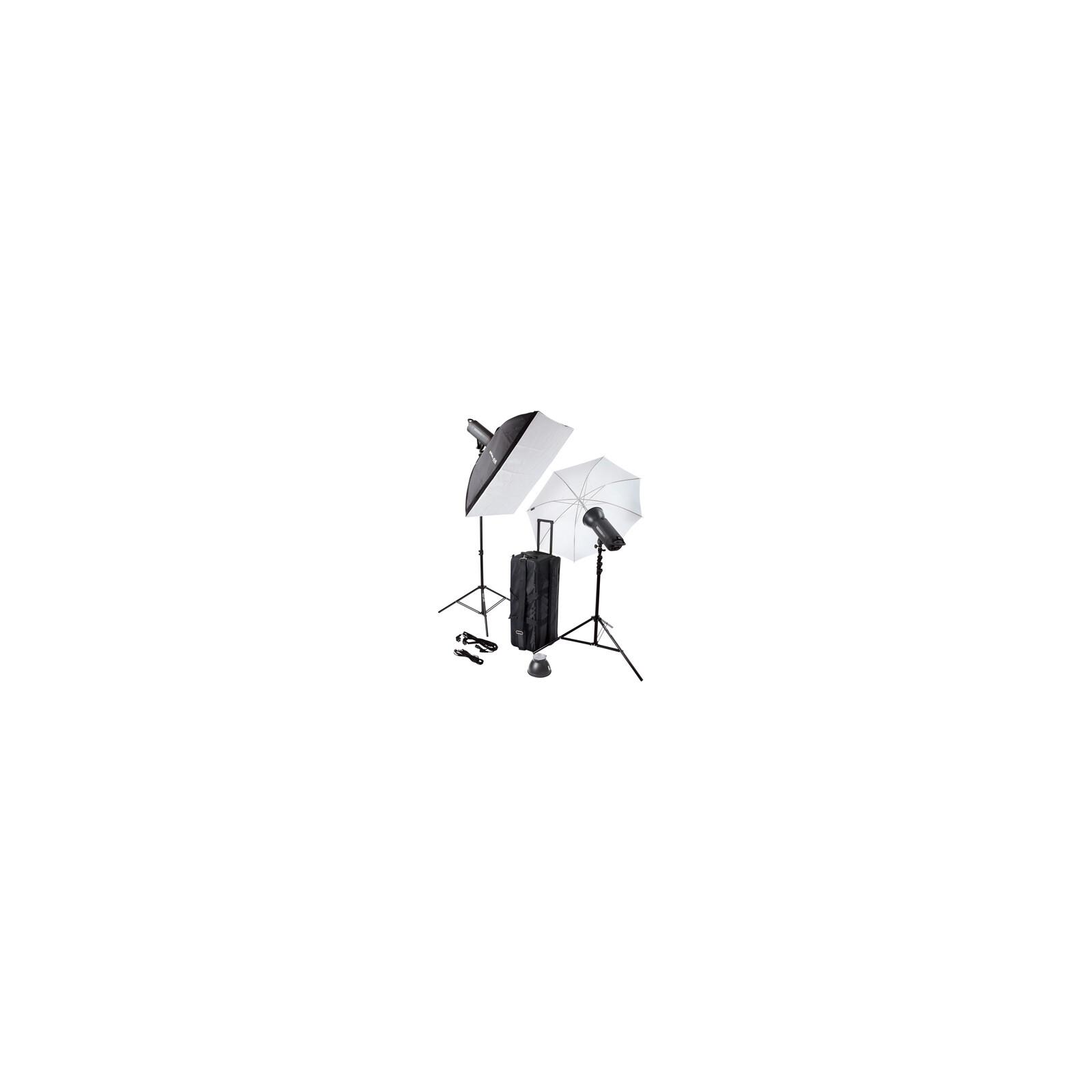Helios 300P II Profi-Blitzstudio 2er-Set