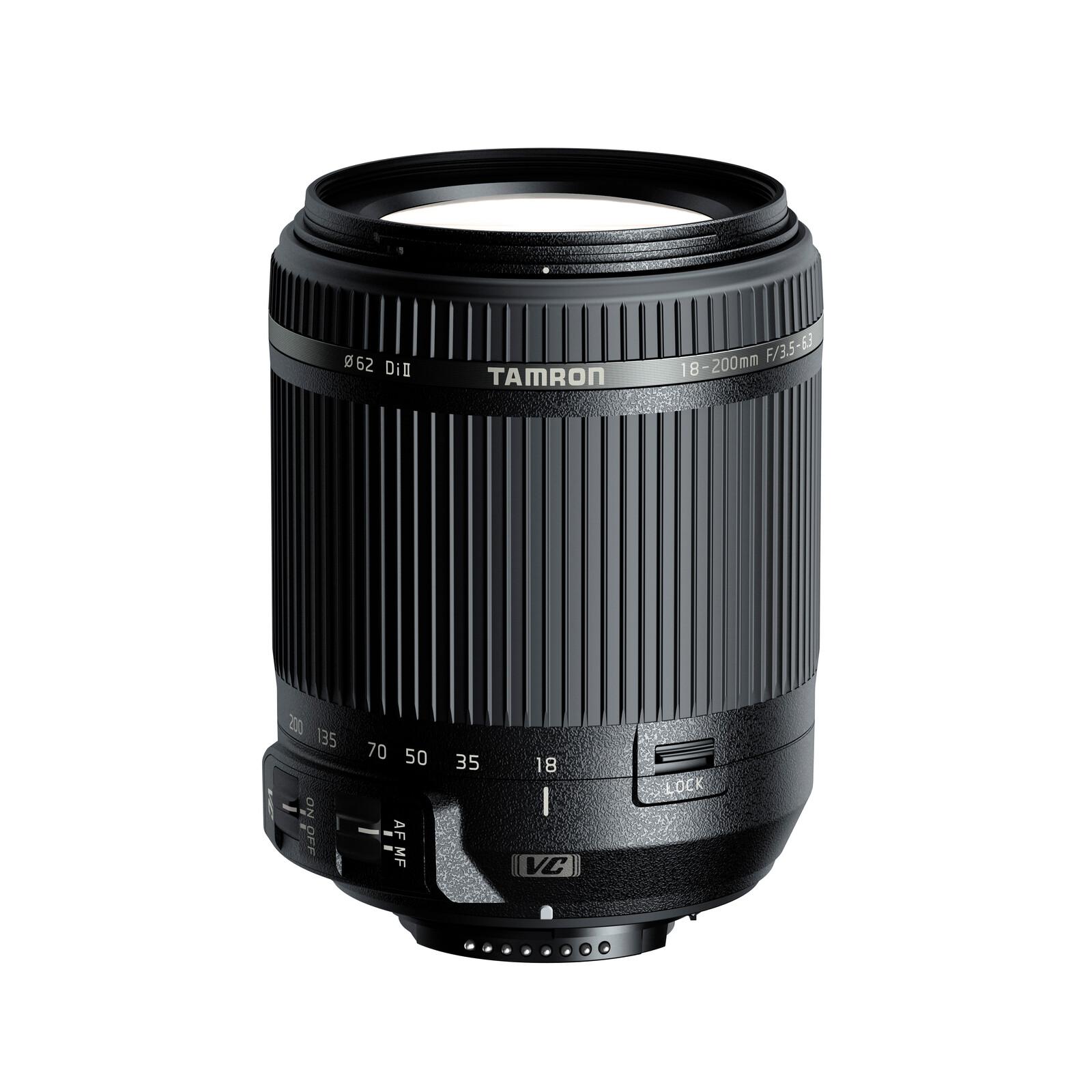 Tamron 18-200/3,5-6,3 Di II VC Canon