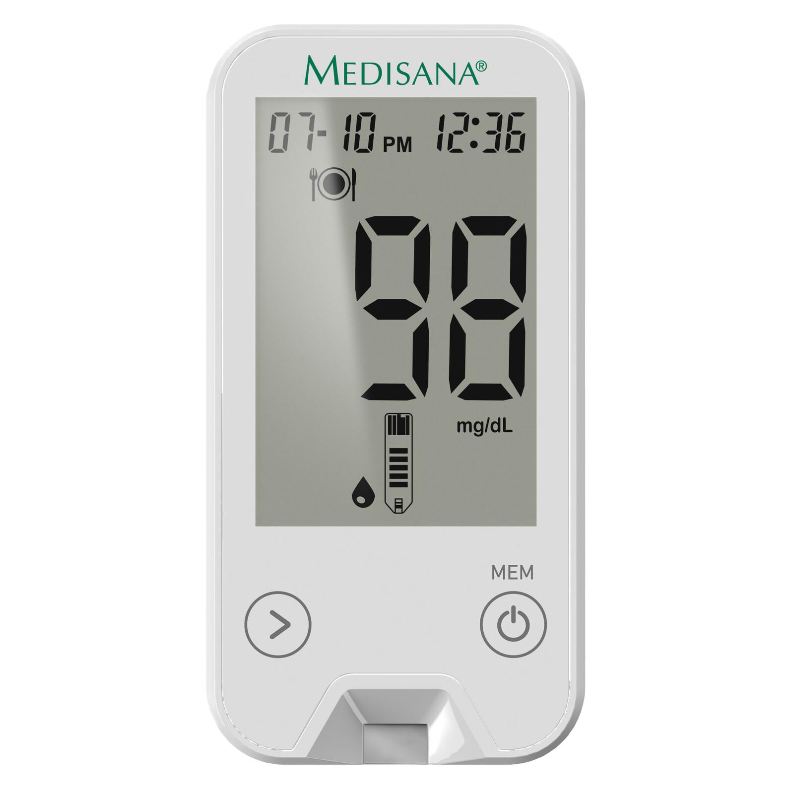 Medisana Medi Touch 2 Blutzuckermessgerät