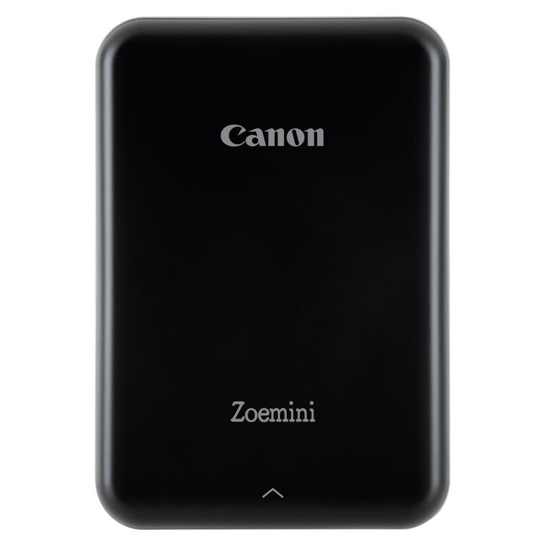 Canon Zoemini Fotodrucker Schwarz