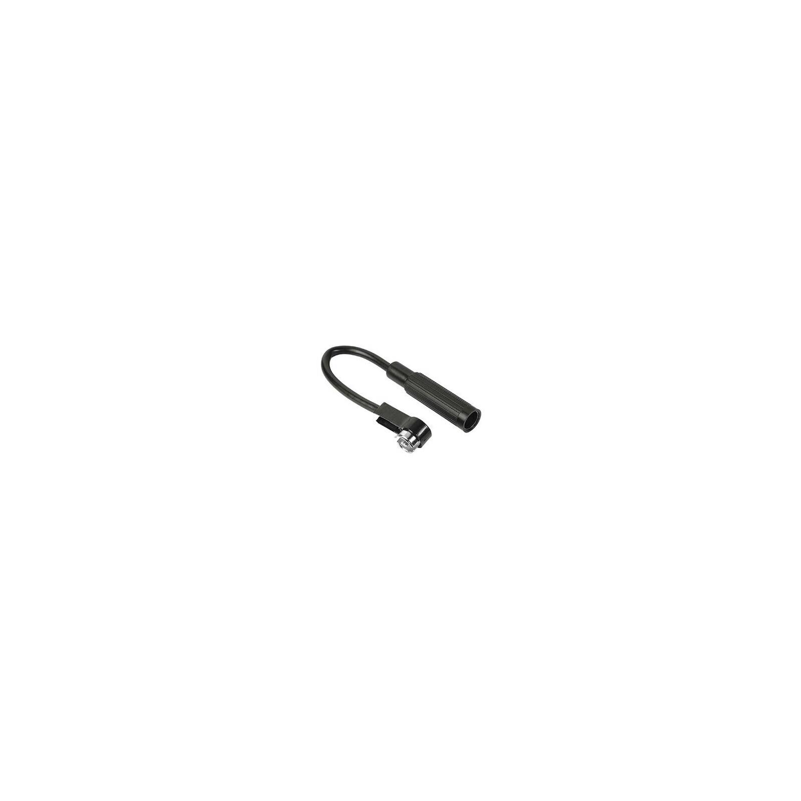 Hama 43643 Antennen-Adapter Stecker ISO, 90° - Kupplung DIN