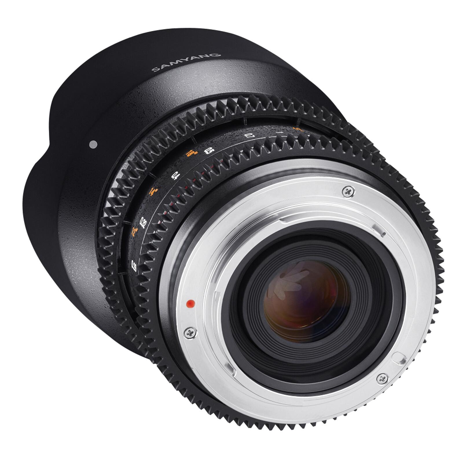 Samyang MF 21/1,5 Video APS-C Sony E