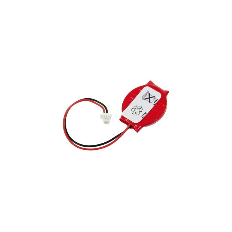 AGI 90339 Backup Lithiumbatterie CR 2032 mit Kabel/Stecker