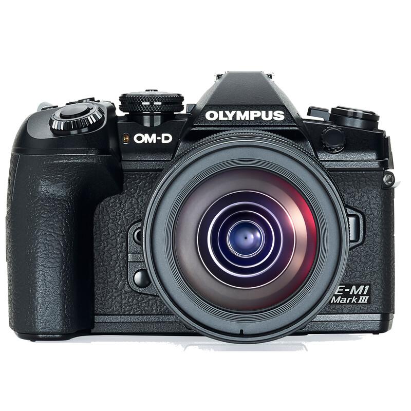 Olympus OM-D E-M1 Mark III +ED 12-40/2,8