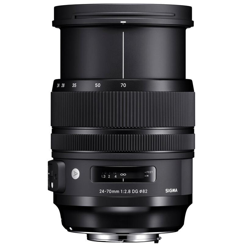 Sigma ART 24-70/2,8 DG OS HSM Nikon