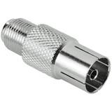 Hama 122488 Sat Adapter F/Koax