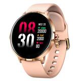 IOMI Smartwatch 1+1 Gold und Schwarz