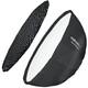 Walimex pro Studio Line Beauty Dish Softbox QA85 Multiblitz