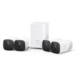 Eufy Cam 2 4-Cameras + HomeBase Set