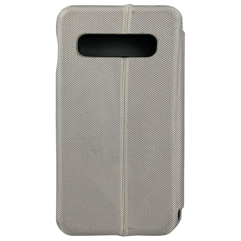 Felixx Book Tasche Ancona Samsung Galaxy S10 nebelweiss