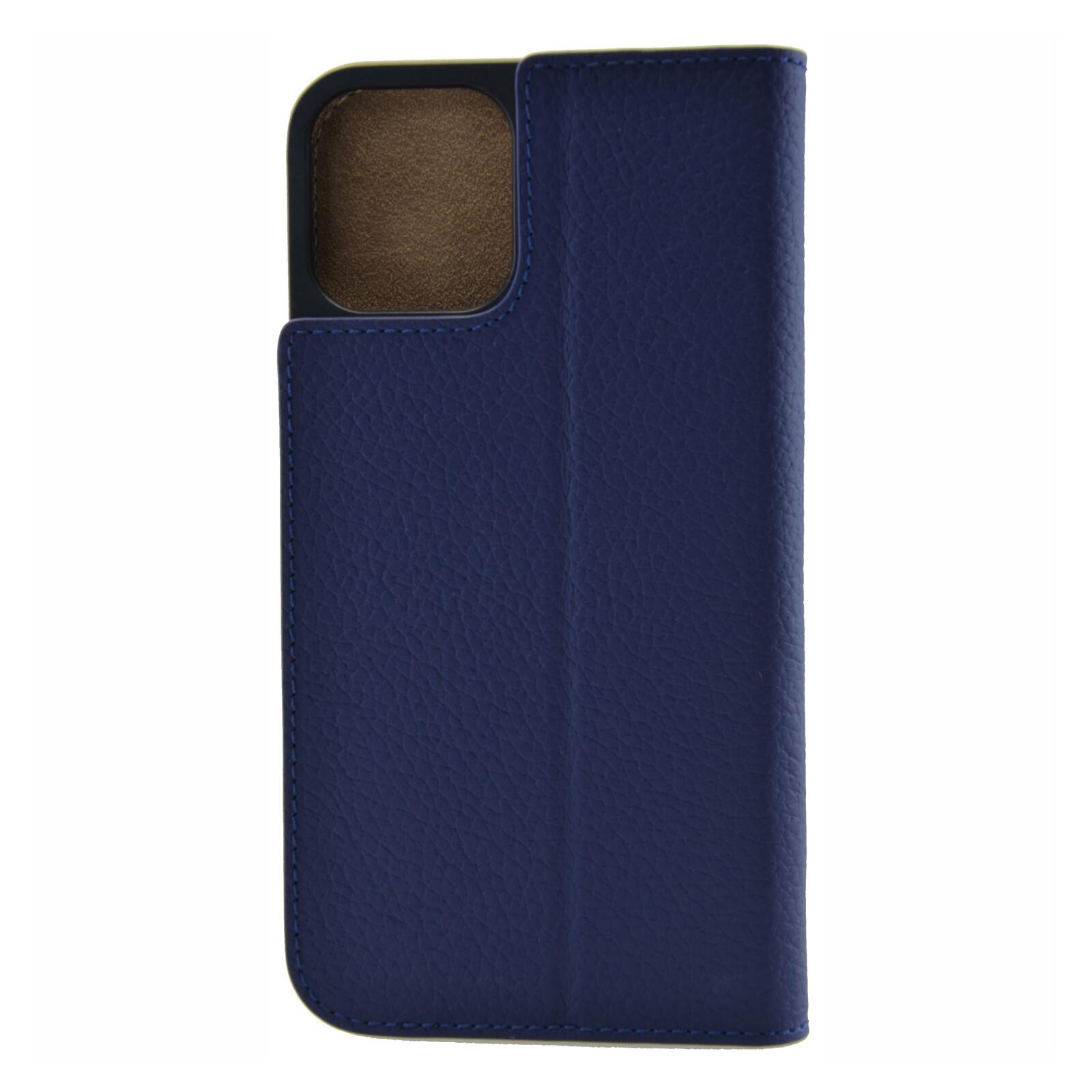 Galeli Booktasche MARC Apple iPhone 12 Max/Pro deep blue