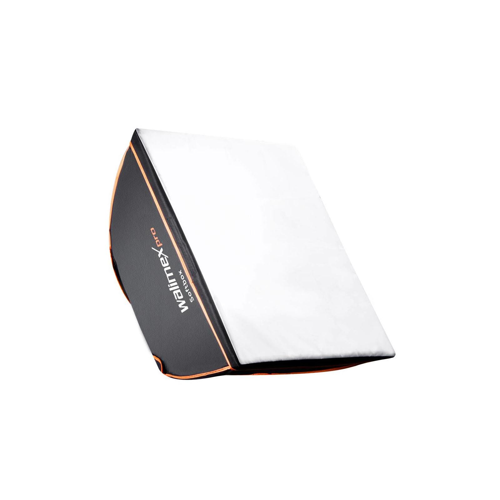 walimex pro Softbox OL 60x60cm + Univ. Adapter