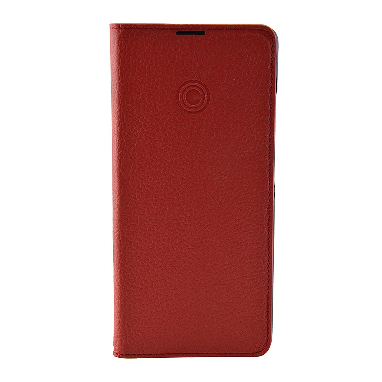 Galeli Book MARC Samsung Galaxy S21 swiss red