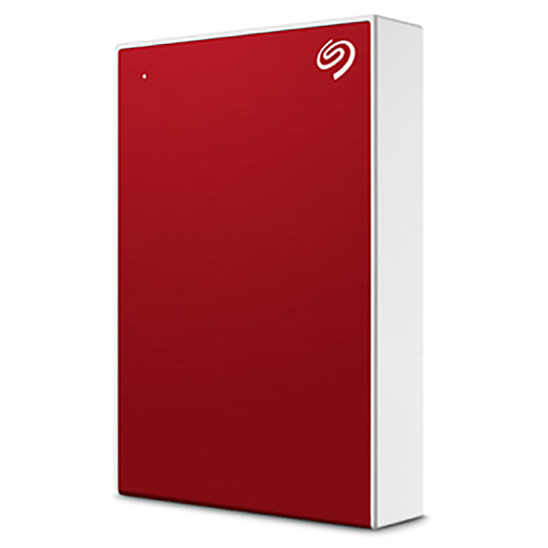 Seagate One Touch 4TB USB 3 red