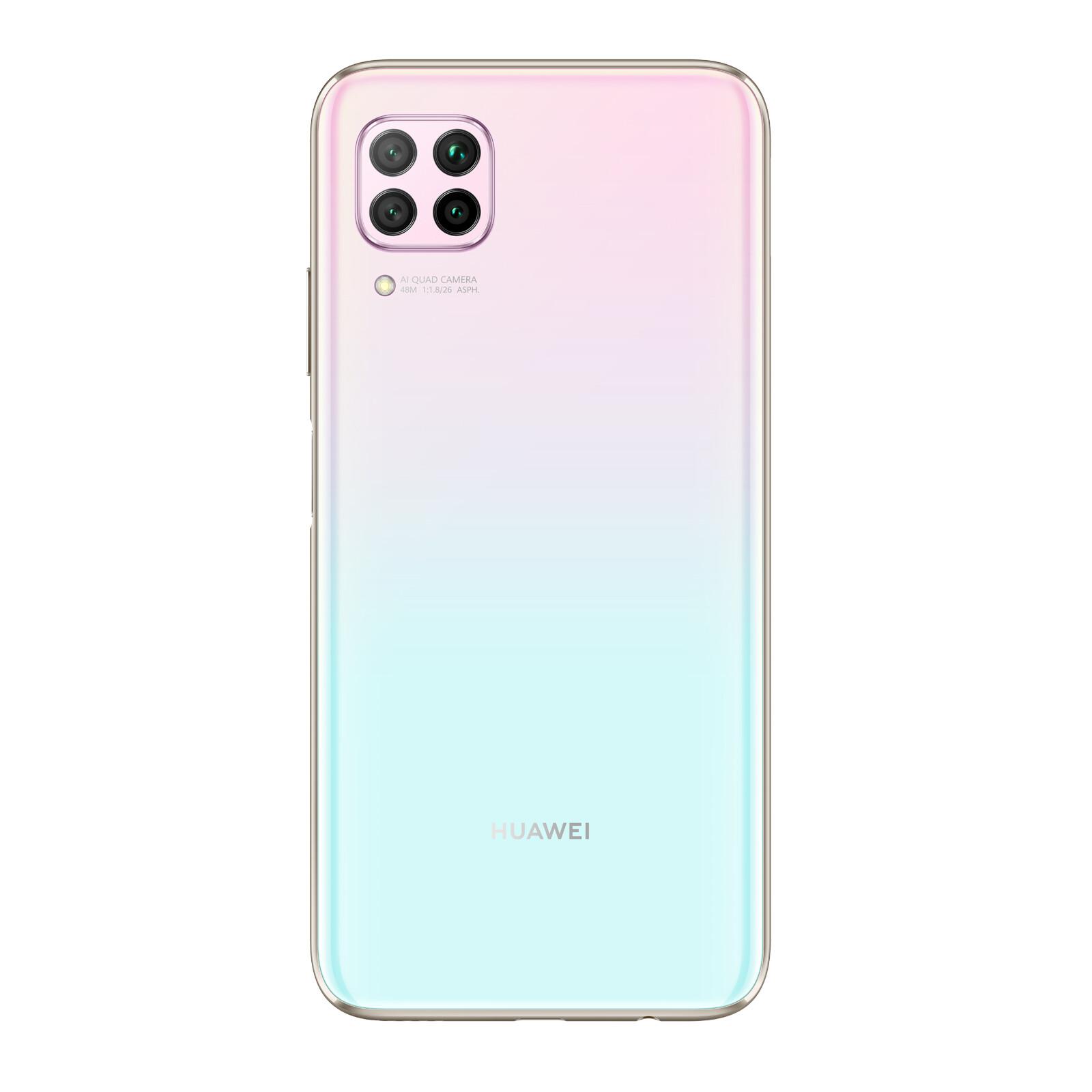Huawei P40 lite 128GB sakura pink Dual-SIM