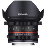 Samyang MF 12/2,2 Video APS-C