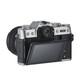 Fujifilm X-T30 + XF 18-55 + XF 55-200 OIS KIT silber