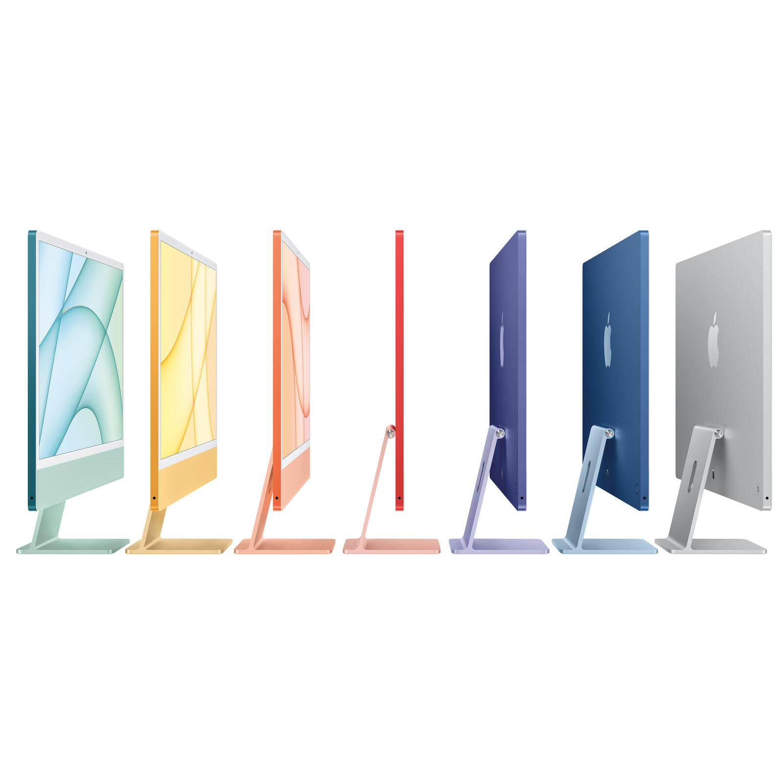 """App iMac 24"""" /8-Core CPU/8-Core GPU/8GB/512GB SSD/grün"""