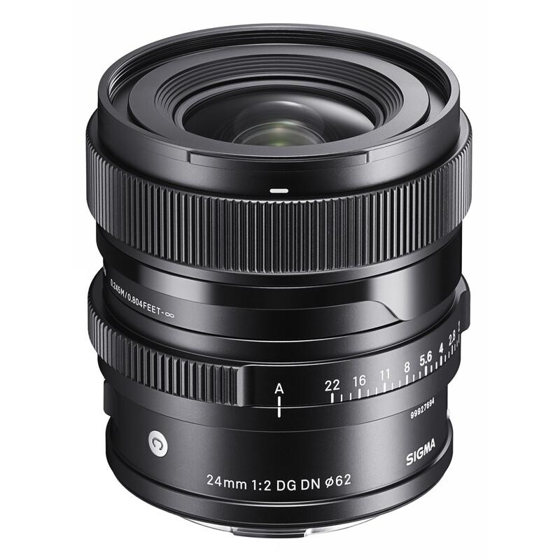 Sigma 24/2,0 DG DN Sony E
