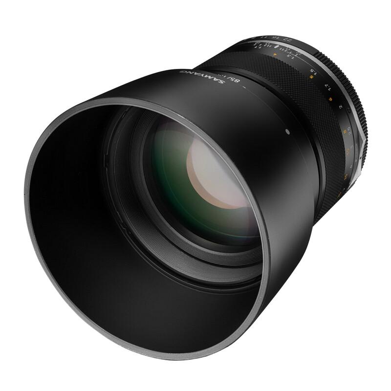 Samyang MF 85/1,4 MK2 Canon EF