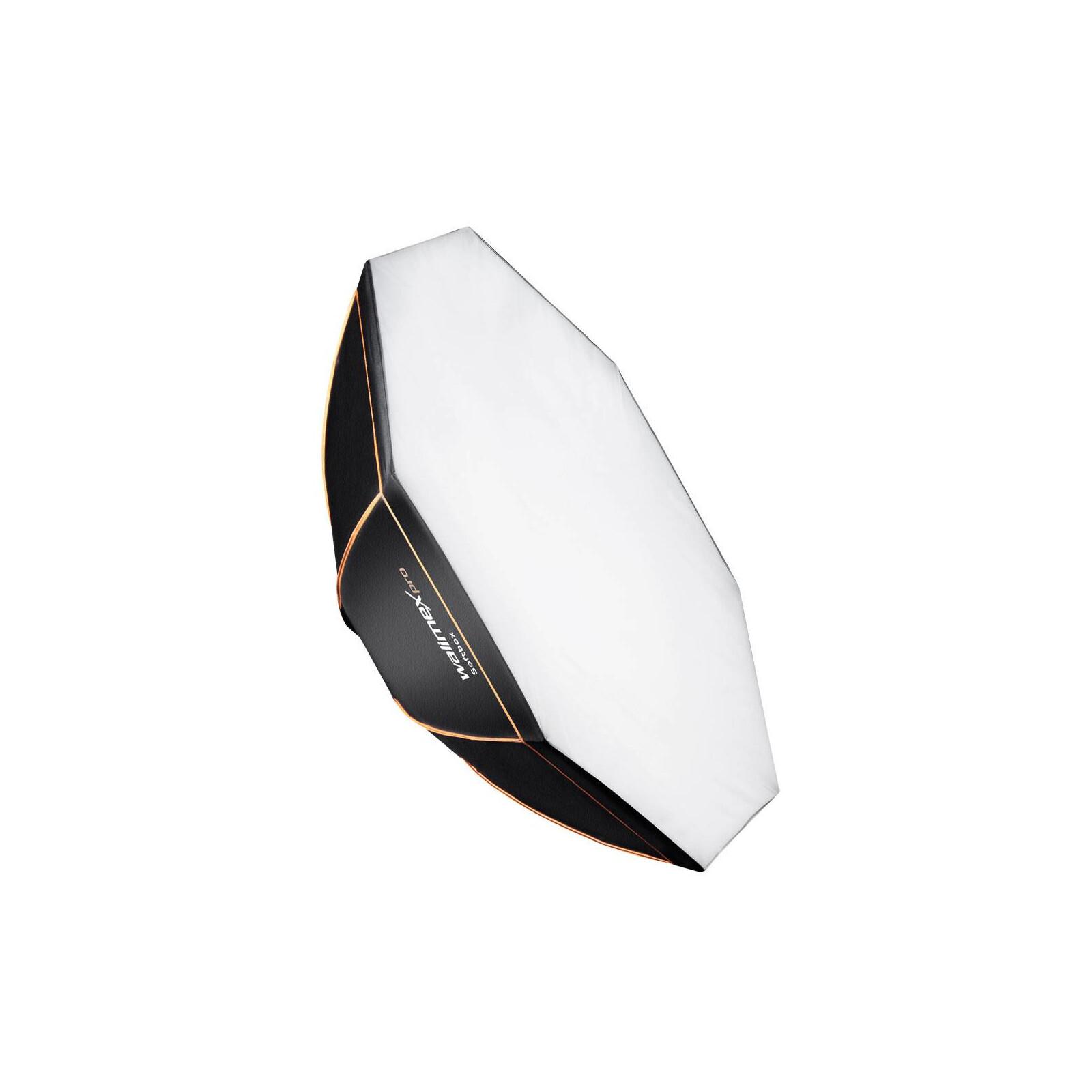 walimex pro Octagon Softbox OL Ø90 + Univ. Adapter