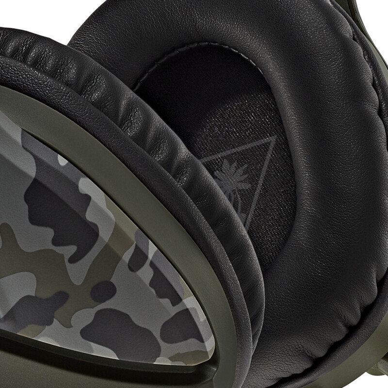 Turtle Beach Ear Force Recon 70P green CAMO Gaming Headset