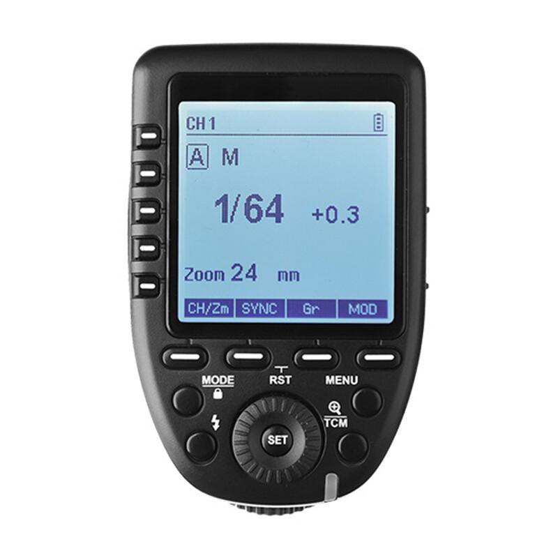 GODOX XPRO-S TTL Wireless Flash Trigger Sony