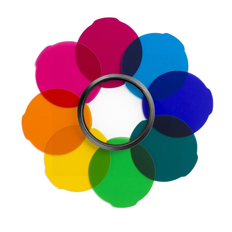 Manfrotto Lumimuse Filtersatz Multicolor