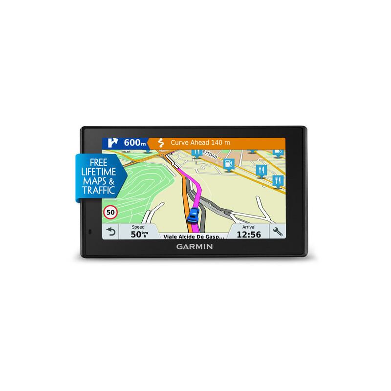 Garmin DriveSmart 51 LMT-D, CE