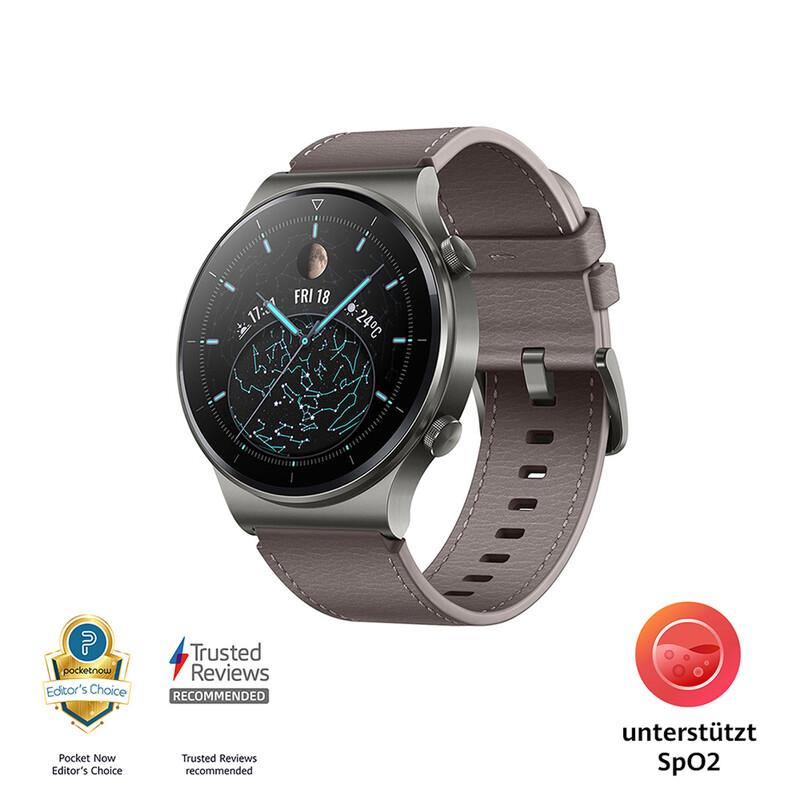 Huawei Watch GT 2 Pro Grau