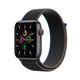 Apple Watch SE Cellular Alu space grau 44mm kohlegrau