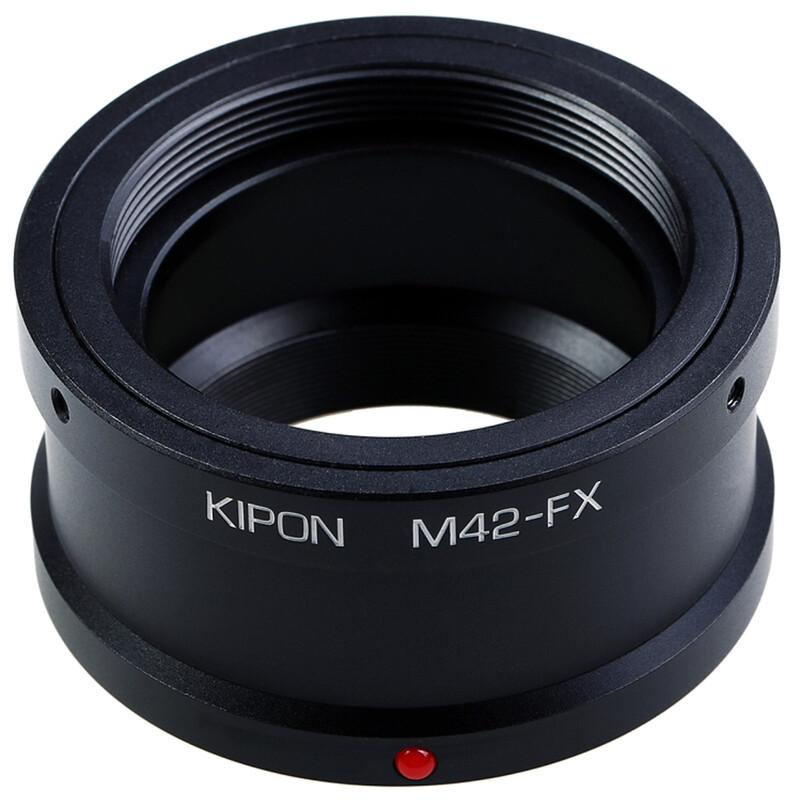 Kipon Adapter für M42 auf Fuji X