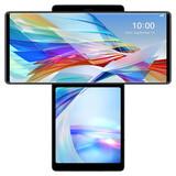 LG Wing 5G 128GB aurora grau Dual-SIM