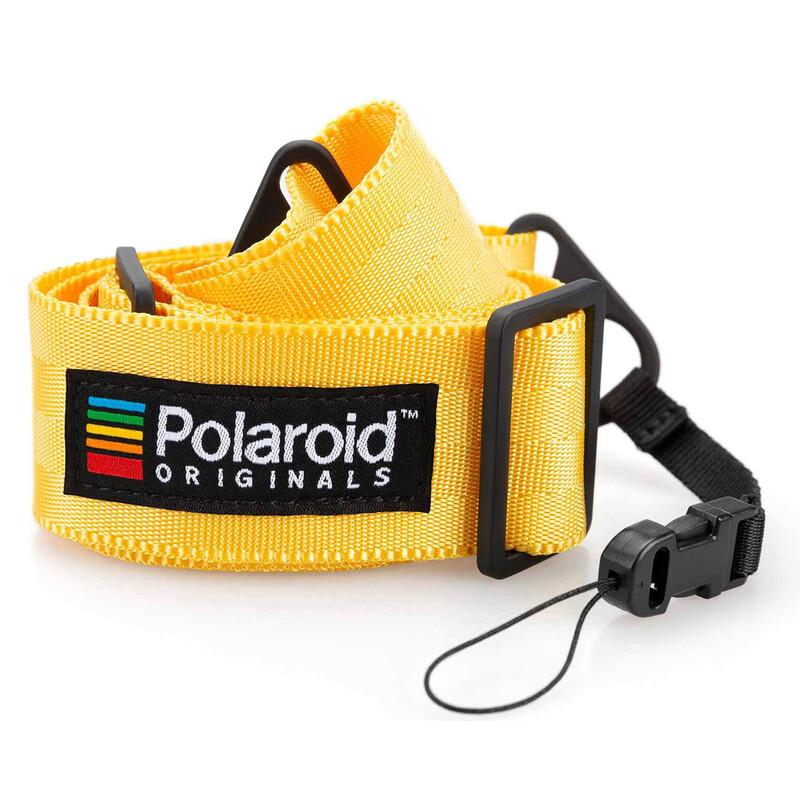 Polaroid Camera Strap Flat Gelb