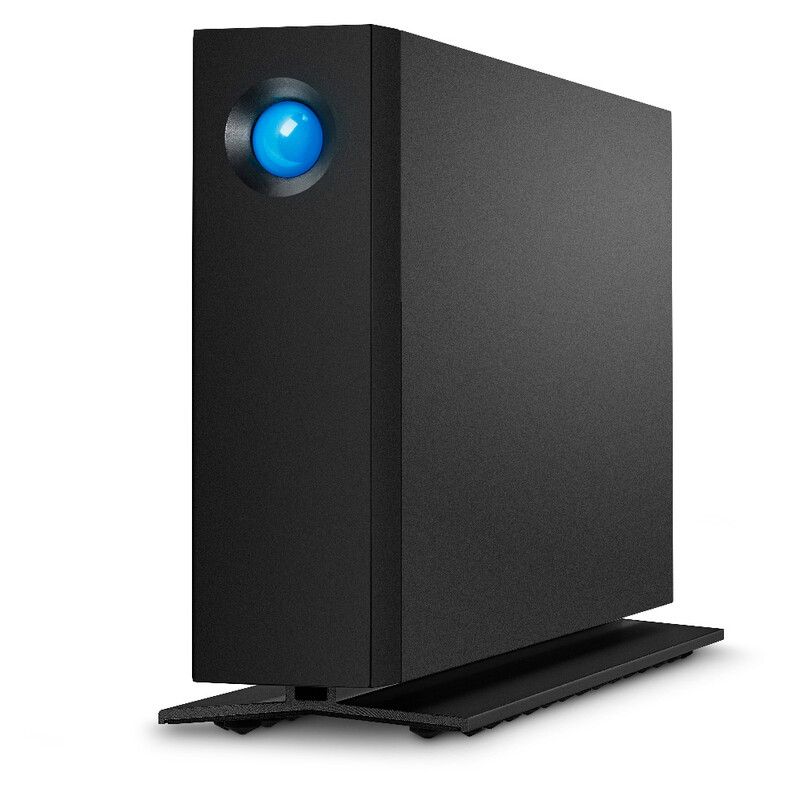 LaCie d2 Professional mit 18TB, USB 3.1, 5 JR