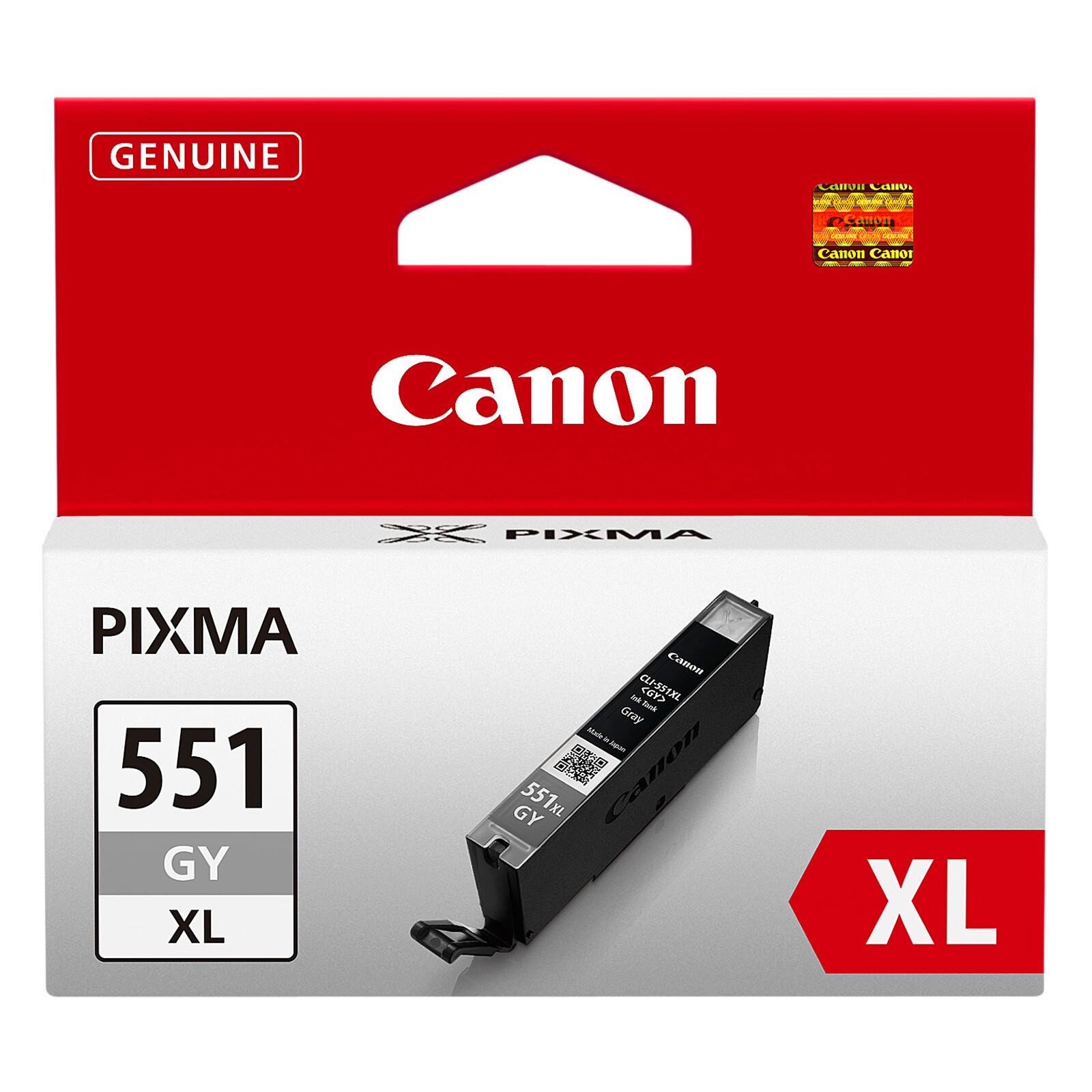 Canon CLI-551GY XL Tinte grey