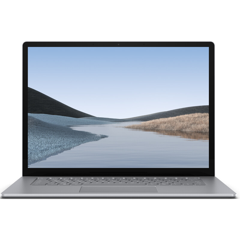 "Microsoft Surface Laptop 3 15"" D1/8GB/256GB SSD platinum"
