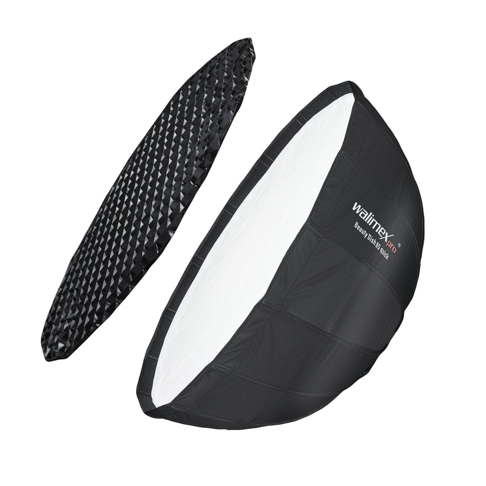 Walimex pro Studio Line Beauty Dish Softbox QA85 Profoto