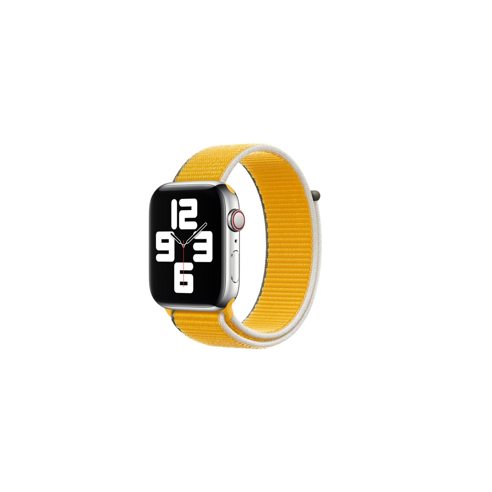 Apple Watch 44mm Sport Loop sonnenblume
