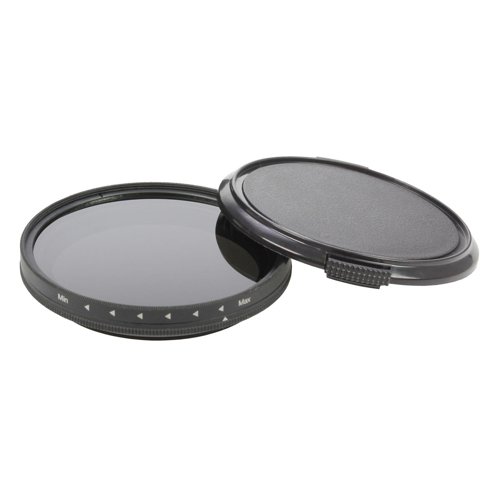 Dörr ND 4-400 Vario Graufilter 58mm (52+55mm)